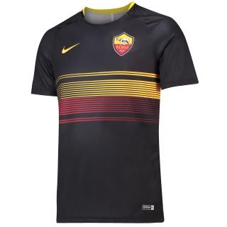 Nike AS Rím - AS Roma predzápasový dres pánsky 2018-2019 empty 082d57f743b