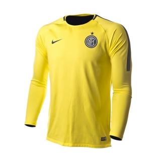 2017f8a0d56 Nike Inter Miláno - Inter Milan mikina tréningová pánska empty