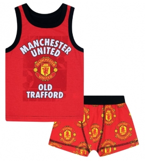 Manchester United detský set (boxerky + tielko) empty 9437743ed6f