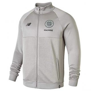 New Balance Celtic FC mikina   bunda šedá pánska empty 5a06499aea