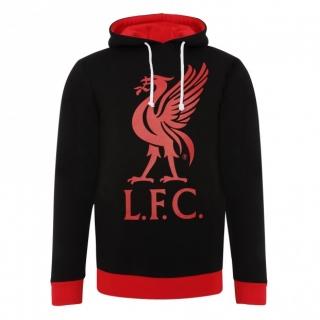 Liverpool FC mikina čierna pánska - SKLADOM empty c00275363d
