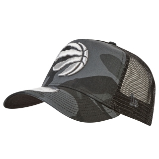 New Era Toronto Raptors Trucker šiltovka