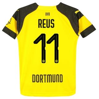 Puma Borussia Dortmund BVB 09 Marco REUS dres detský (2018-2019) domáci -  empty 588b883ce4c