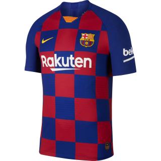 f68487931b6c2 Nike FC Barcelona Vapor zápasový dres pánsky (2019-2020), domáci + meno  empty