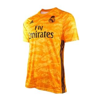 639f69b11e889 Adidas Real Madrid dres detský (2019-2020), brankársky domáci + vl. empty