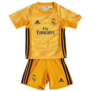 6917b6ed06950 Adidas Real Madrid set detský (2019-2020), brankársky domáci + vl. empty