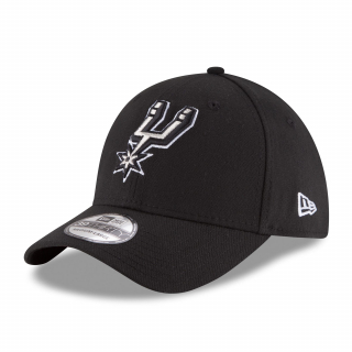 New Era 39THIRTY San Antonio Spurs šiltovka čierna