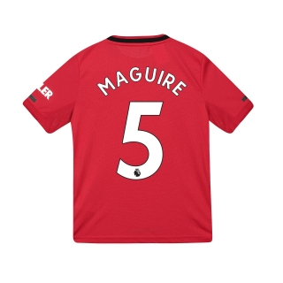 Adidas Manchester United MAGUIRE dres detský (2019-2020), domáci