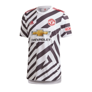 Adidas Manchester United Authentic dres pánsky (2020-2021), alternatívny