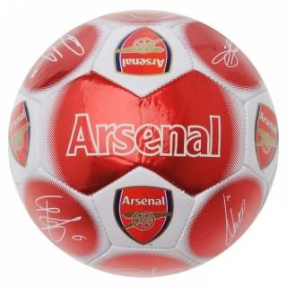 Arsenal futbalová lopta s podpismi - SKLADOM empty 12340616167