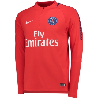 Nike Paris Saint Germain - PSG  bunda červená