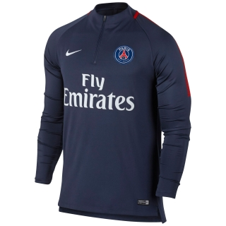 Nike Paris Saint Germain - PSG  bunda modrá