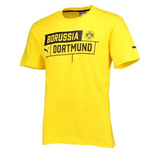 Puma Borussia Dortmund BVB 09 tričko detské žlté - SKLADOM empty 9272fecb1ee