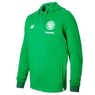 New Balance Celtic FC mikina pánska zelená empty aadb561eb1