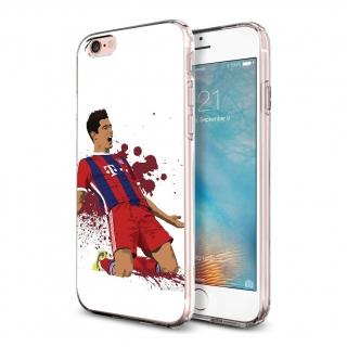 Bayern Mníchov Robert Lewandowski kryt na iPhone 5   iPhone 5S - SKLADOM  empty 2febbbfd340