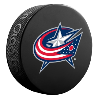 Columbus Blue Jackets puk