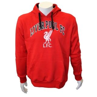 Liverpool FC mikina červená pánska - SKLADOM empty 4fca1cb823