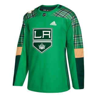 Adidas Los Angeles Kings adizero Authentic St. Patrick's Day dres
