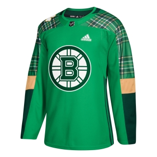 Adidas Boston Bruins adizero Authentic St. Patrick's Day dres