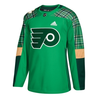 Adidas Philadelphia Flyers adizero Authentic St. Patrick's Day dres
