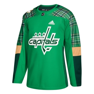 Adidas Washington Capitals adizero Authentic St. Patrick's Day dres