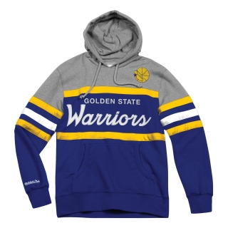 Mitchell & Ness Golden State Warriors mikina pánska