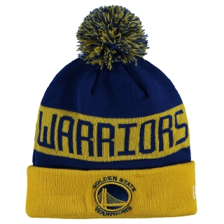 New Era Golden State Warriors zimná čiapka