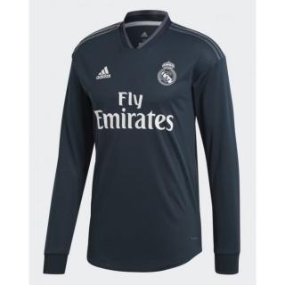 4b55cc2ce6349 Adidas Real Madrid dres detský (2018-2019), vonkajší + vlastné meno a empty